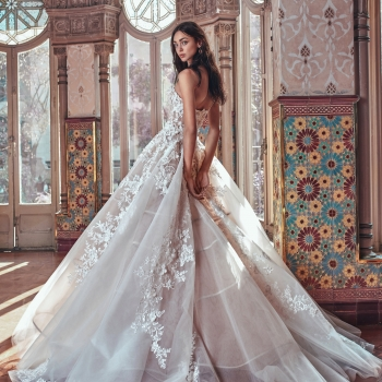 Want a Galia Lahav gown? Find it at Eternal Bridal's Galia Lahav Trunk Show