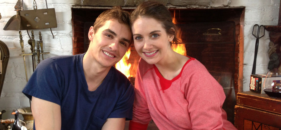 Alison Brie And Dave Franco Wedding.Dave Franco And Alison Brie Are Married Wedded Wonderland