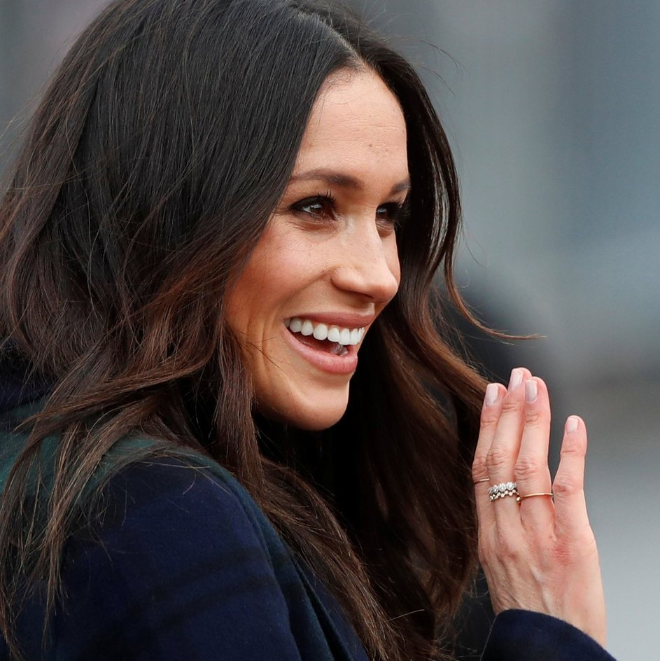 Meghan Markle Stackable Rings